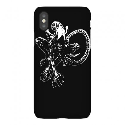 Alien Movie Xenomorph Iphonex Case Designed By Mdk Art
