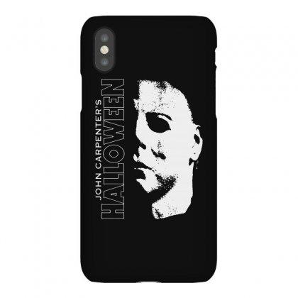 Halloween Michael Myers Iphonex Case Designed By Blqs Apparel