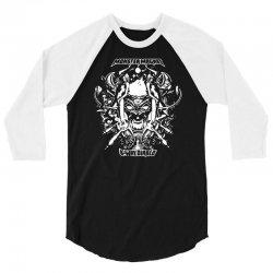monster magnet 3/4 Sleeve Shirt   Artistshot