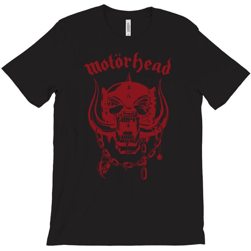 Motorhead Rock Band T-shirt | Artistshot