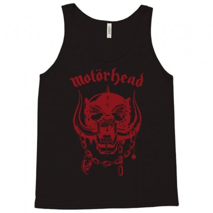 Motorhead Rock Band Tank Top Designed By Andini