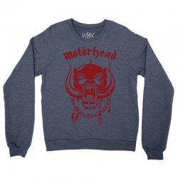 motorhead rock band Crewneck Sweatshirt | Artistshot