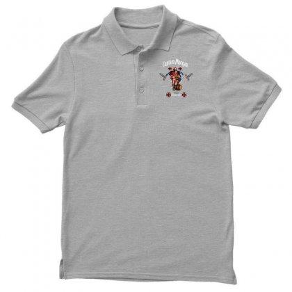 Captain Morgan Nest Men's Polo Shirt