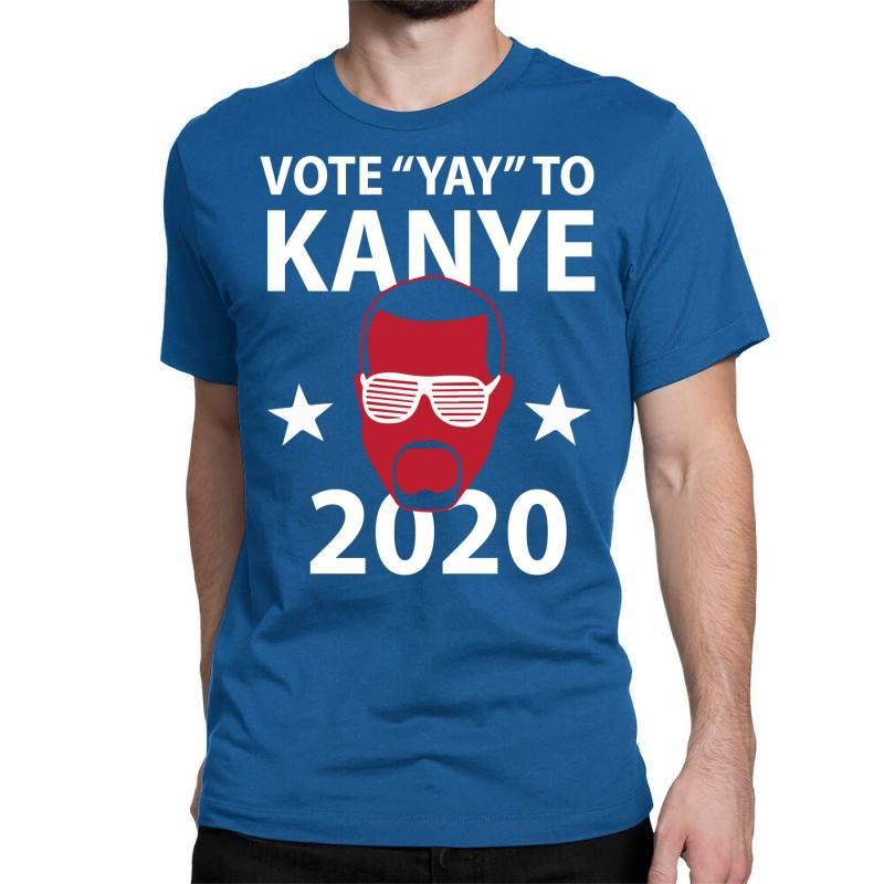 Kanye 2020 Classic T-shirt   Artistshot