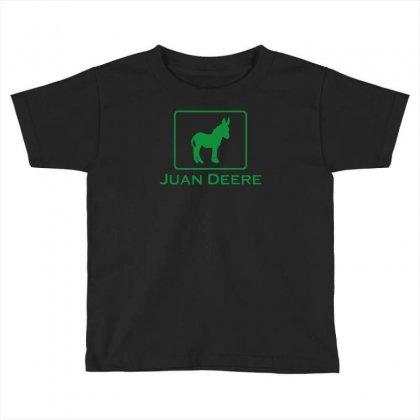 Juan Deere Toddler T-shirt Designed By Narayatees