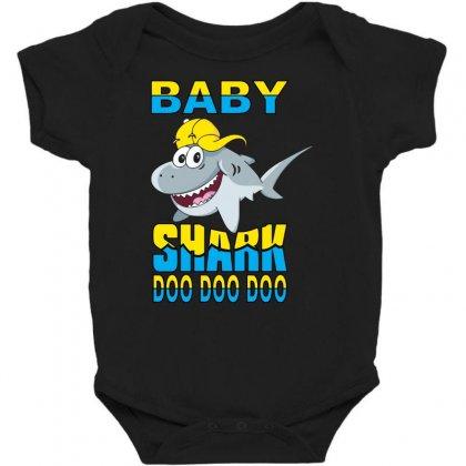 Baby Shark Doo Doo Doo Baby Bodysuit