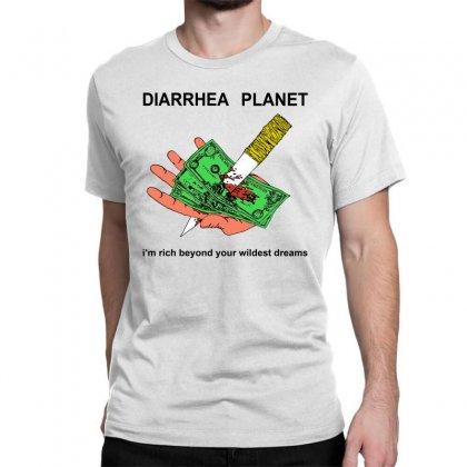 Diarrhea Planet Classic T-shirt