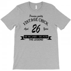 wintage chick 26 T-Shirt | Artistshot