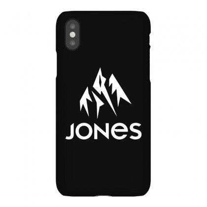 Jones Snowboard Iphonex Case Designed By Teeshop