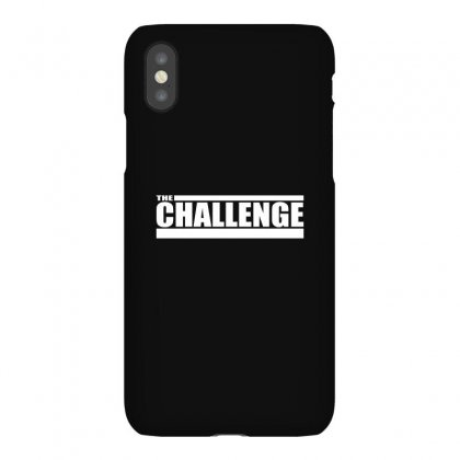 Mtv The Challenge Iphonex Case Designed By Teeshop
