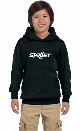 Skillet Band Logo Youth Hoodie Designed By Jerry