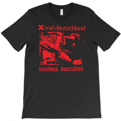 Xmal Deutschland T-shirt Designed By Andini