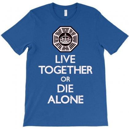2gether3ever T-shirt Designed By Bapakdanur