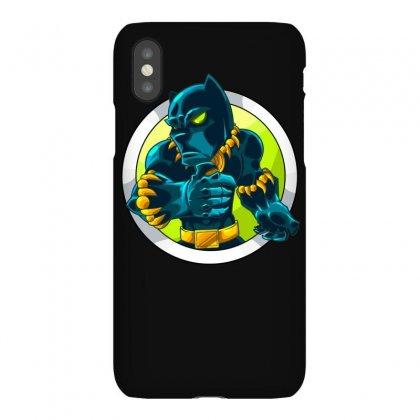 Black Panther New Iphonex Case Designed By Z4k1