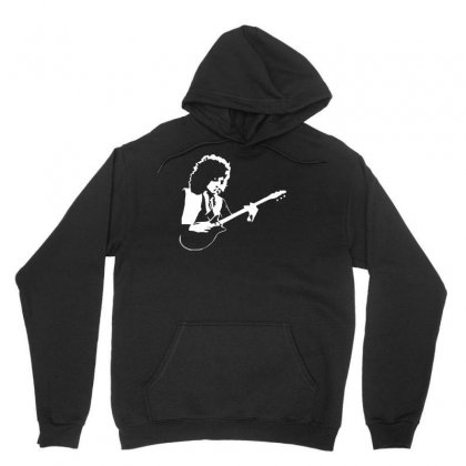 Brian May Queen Unisex Hoodie Designed By Marpindua21