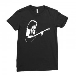brian may queen Ladies Fitted T-Shirt | Artistshot