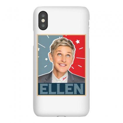 Ellen Degeneres Iphonex Case Designed By Sengul