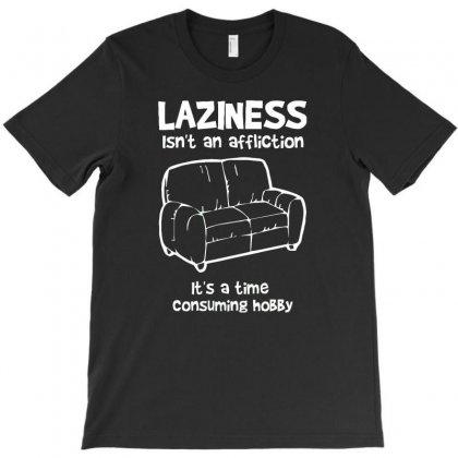 Laziness Funny Shirt T-shirt Designed By Narayatees
