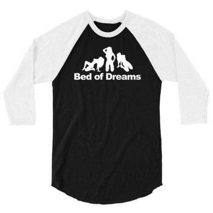 Bed Of Dreams 3/4 Sleeve Shirt Designed By Narayatees