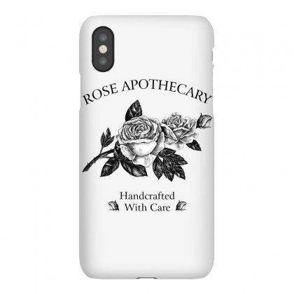 Rose Apothecary For Light Iphonex Case Designed By Zeynepu
