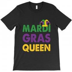mardi gras queen T-Shirt   Artistshot