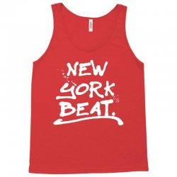newyork beat for dark Tank Top   Artistshot