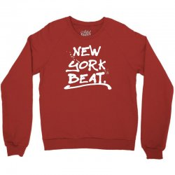 newyork beat for dark Crewneck Sweatshirt   Artistshot