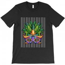 mardi gras mask for dark T-Shirt   Artistshot