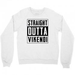 straight outta vikendi Crewneck Sweatshirt   Artistshot