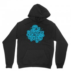 be awesome today Unisex Hoodie | Artistshot