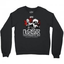 mcgregor vs nurmagomedov (ufc) Crewneck Sweatshirt | Artistshot