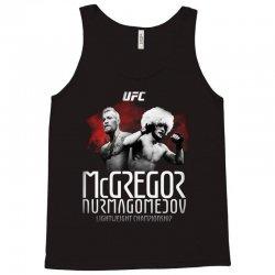 mcgregor vs nurmagomedov (ufc) Tank Top | Artistshot