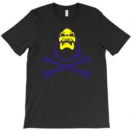 Masters Of The Universe Retro Skeletor T-shirt Designed By Setia15ginting