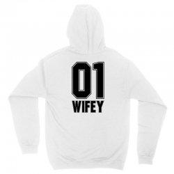 wifey for light Unisex Hoodie | Artistshot