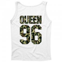 queen camouflage Tank Top   Artistshot