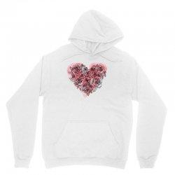 heart rose for light Unisex Hoodie | Artistshot