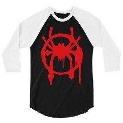 into the spider - verse 3/4 Sleeve Shirt   Artistshot