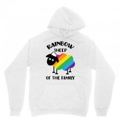 rainbow sheep of the family Unisex Hoodie | Artistshot
