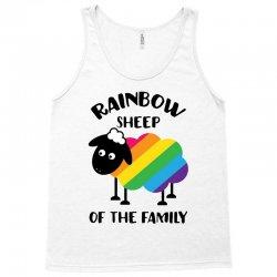 rainbow sheep of the family Tank Top | Artistshot