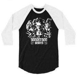 sanderson sisters 3/4 Sleeve Shirt   Artistshot