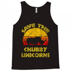 save the chubby unicorns 2019 Tank Top | Artistshot