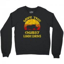 save the chubby unicorns 2019 Crewneck Sweatshirt | Artistshot