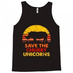save the chubby unicorns Tank Top | Artistshot