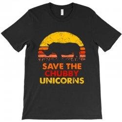 save the chubby unicorns T-Shirt | Artistshot