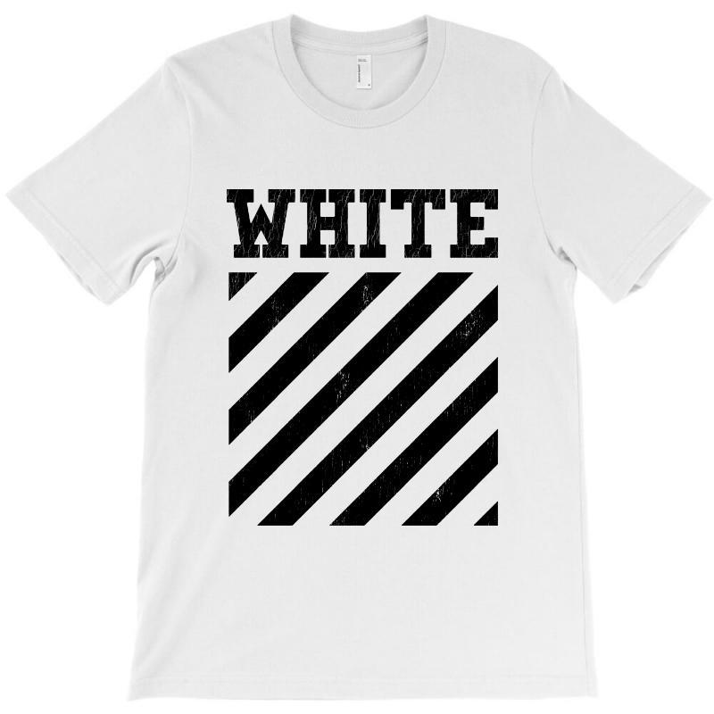 White T-shirt   Artistshot