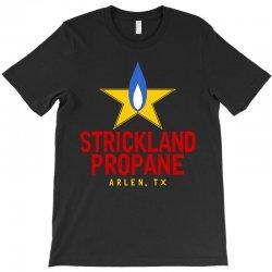 Strickland Propane T-Shirt | Artistshot