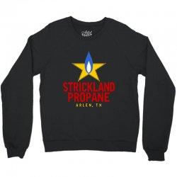 Strickland Propane Crewneck Sweatshirt | Artistshot
