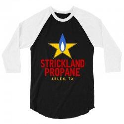 Strickland Propane 3/4 Sleeve Shirt | Artistshot
