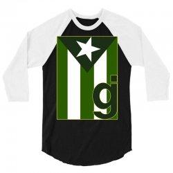 Glassjaw Flag 3/4 Sleeve Shirt   Artistshot