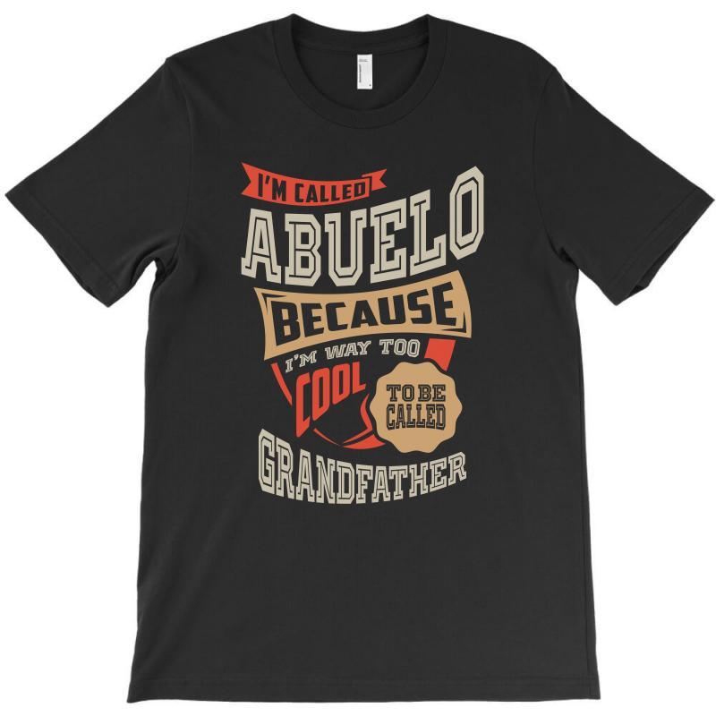 Grandfather T-shirt   Artistshot